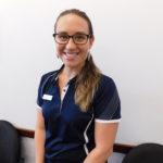 Angela Barwood - Physiotherapist